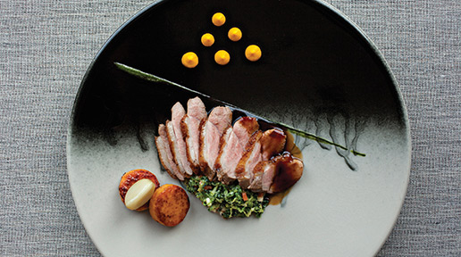 Duck and Ginger Sauce